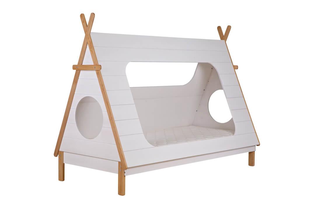 łóżko namiot