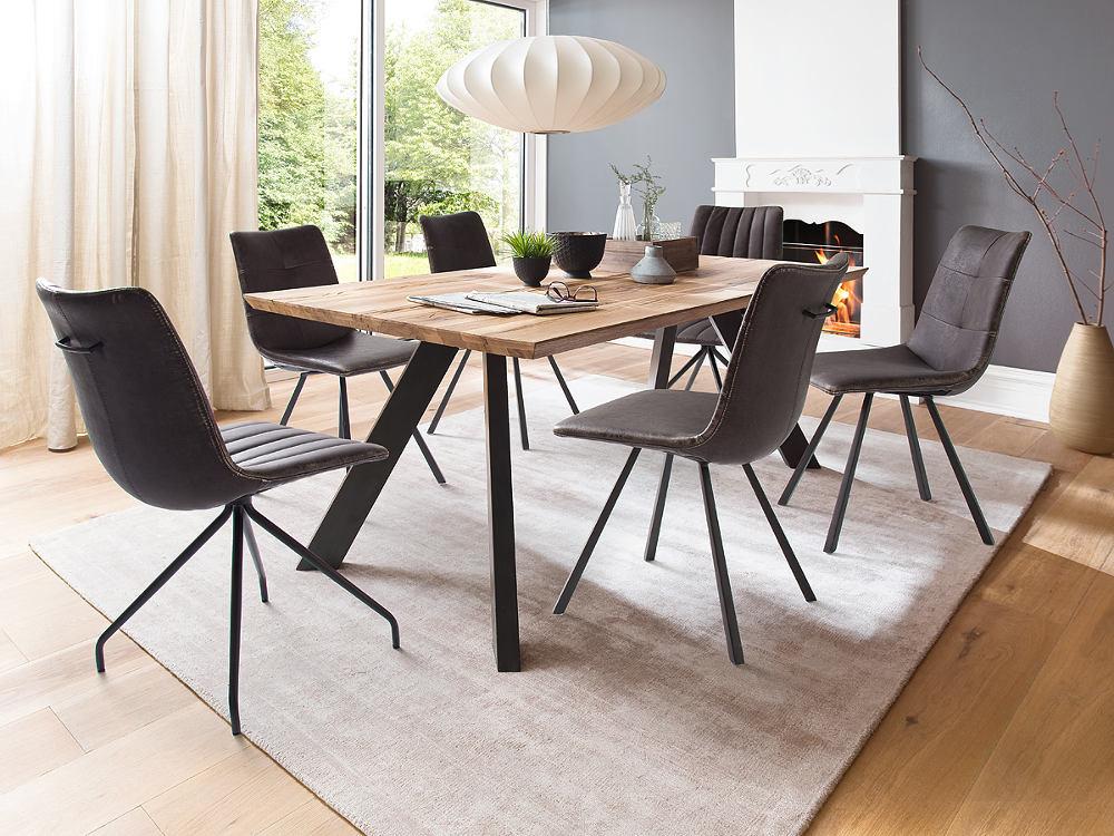 stół drewniany morgan