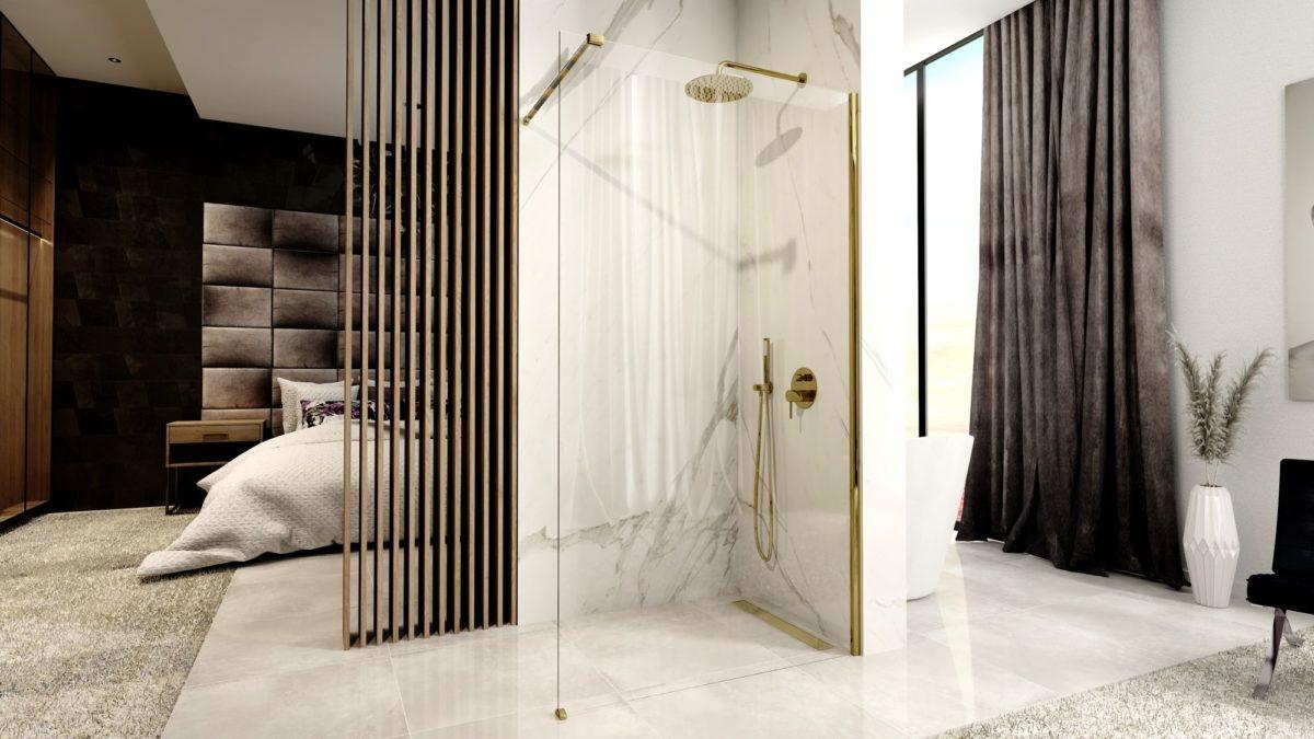 Wybieramy kabinę prysznicową do domu