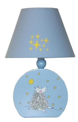 Odpowiednie lampy do pokoju dziecięcego